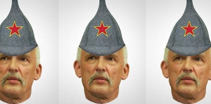 Ukraińska prokuratura rozpoczęła śledztwo przeciwko Korwinowi. I bardzo dobrze! - zdjęcie