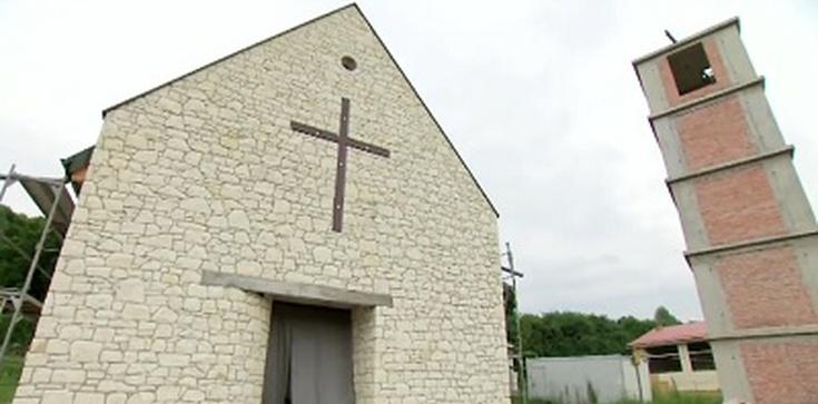 Krzysztof Zanussi buduje kościół - zdjęcie