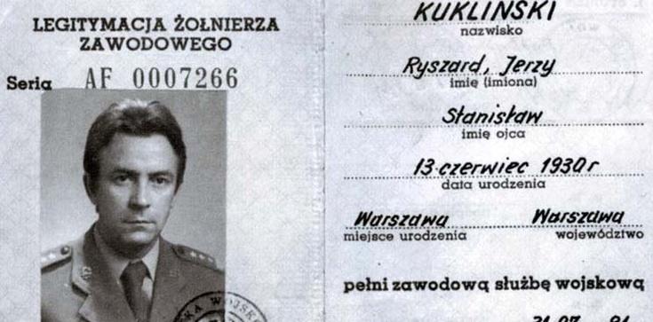 Jerzy Bukowski: Pamięć o Kuklińskim coraz mocniejsza - zdjęcie
