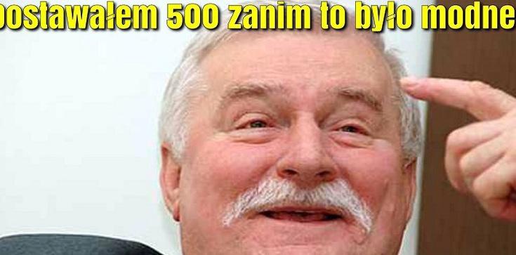 Lech Wałęsa-Bolek już w memach! ZOBACZ - zdjęcie
