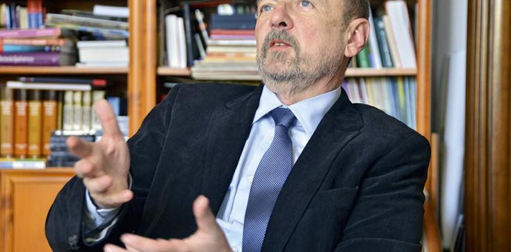Prof. Ryszard Legutko: Liberalna demokracja nie bierze jeńców - zdjęcie