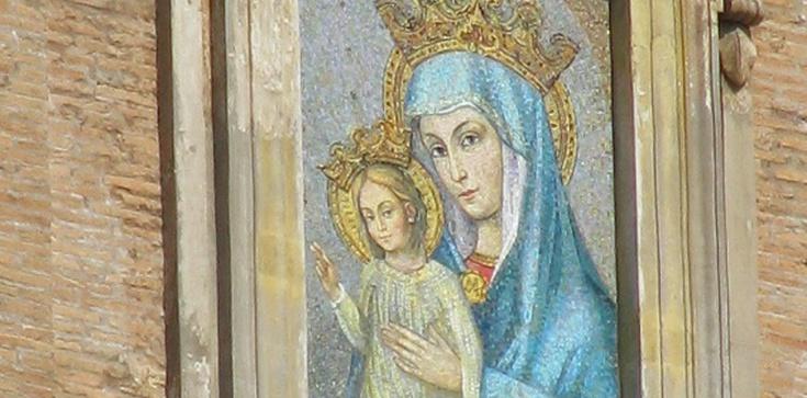 Maryjo Matko Kościoła, módl się za nami! - zdjęcie