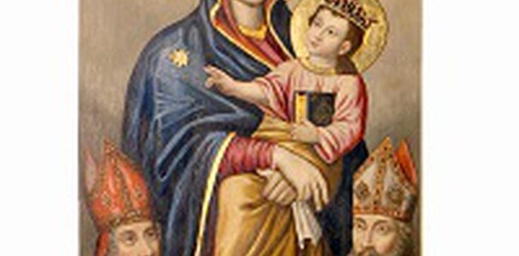Nasze dwie matki - Maryja i Kościół - zdjęcie