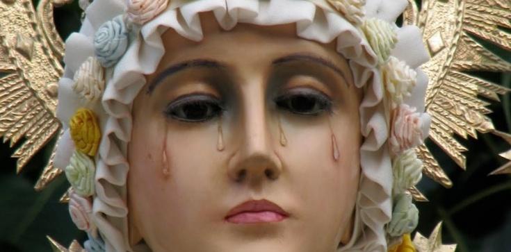 Objawienie Płaczącej Pani. Przestroga Najświętszej Maryi Panny z La Salette - zdjęcie