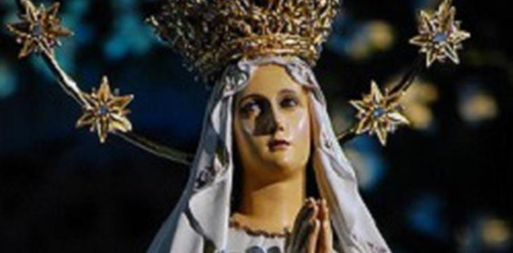 Francja: Figurze Matki Bożej z Lourdes urwano głowę - zdjęcie