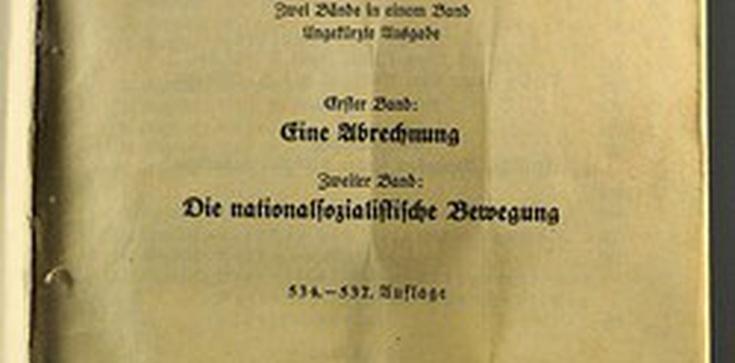 """""""Dzieło"""" Hitlera bestsellerem wśród e – booków - zdjęcie"""