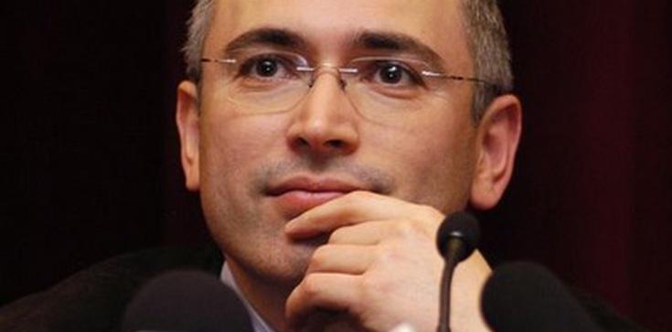 Chodorkowski chce zastąpić Putina - zdjęcie