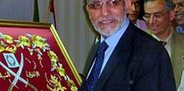 Przywódca Bractwa Muzułmańskiego skazany na śmierć - zdjęcie