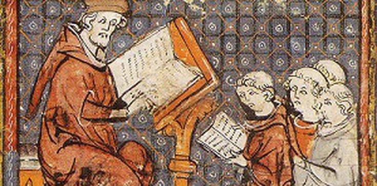 """Uważaj co mówisz o """"ciemnym średniowieczu"""" - zdjęcie"""
