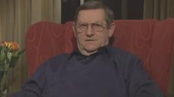 Prof. Norman Davies w roli Urbana: Wierni łykają truciznę, kler chciał teokracji - miniaturka