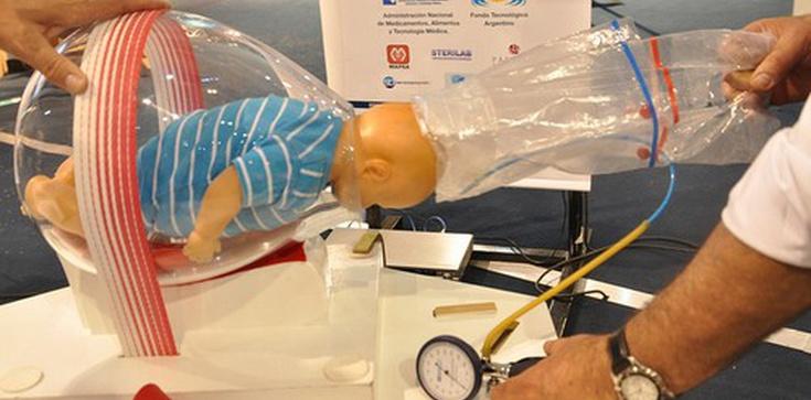 Porodowy wynalazek! Firmy medyczne już się o niego biją - zdjęcie