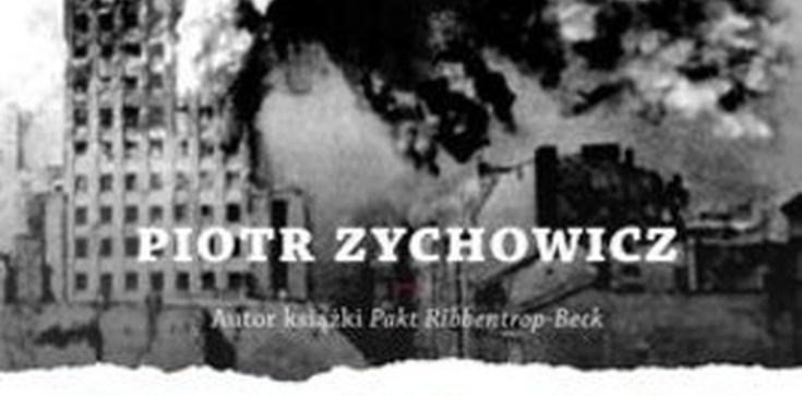 Gontarczyk o Zychowiczu: Jego książki to sama ideologia - zdjęcie
