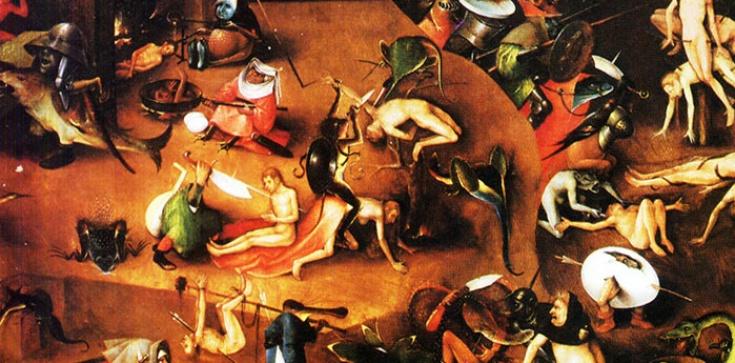 Ewagriusz z Pontu: Osiem duchów zła - zdjęcie