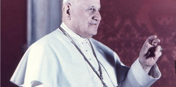 Grzegorz Polak dla Fronda.pl: Jan XXIII – odważny Papież przełomu - zdjęcie