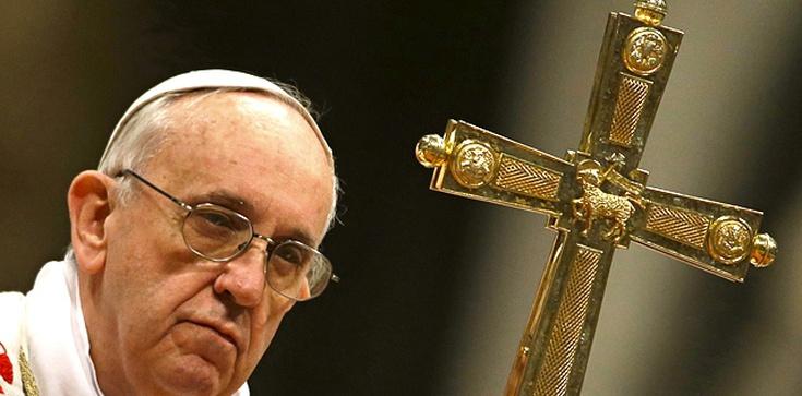 Papież do księży: Wybierajcie miłość, nie obłudę - zdjęcie