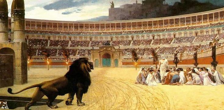 Rafał Tichy: Pierwsi mistycy doświadczali się na arenach, patrząc w przekrwione oczy afrykańskich bestii - zdjęcie