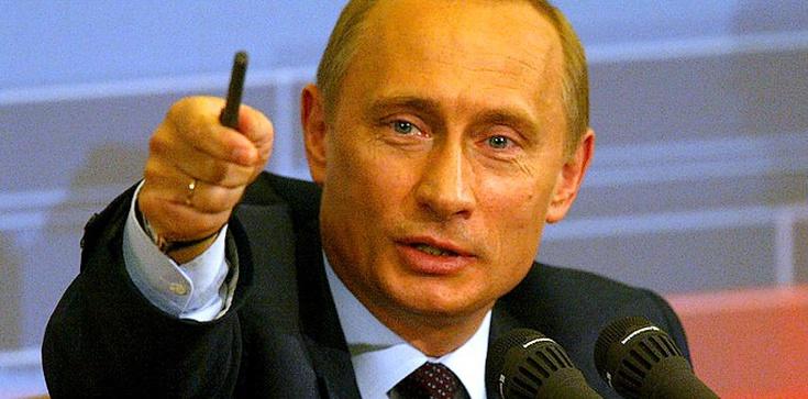 Konferencja prasowa (Raz)Putina. Biada ci Rosjo - zdjęcie