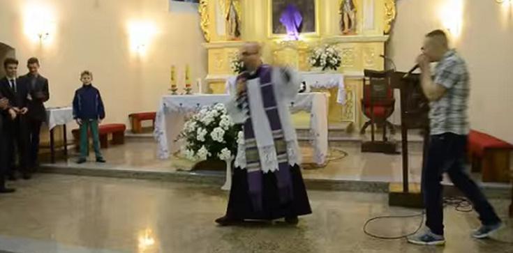 Kolejny power boży! Polski ksiądz rapuje podczas Bierzmowania! - zdjęcie