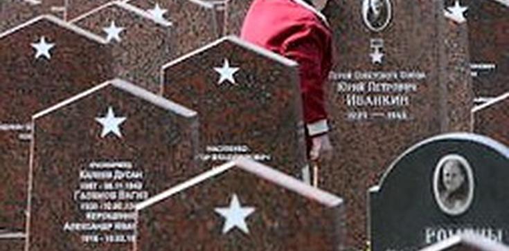 Rosyjska telewizja oskarża Polskę o profanację grobów żołnierzy Armii Czerwonej - zdjęcie