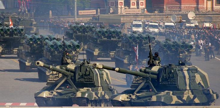 Moskwa szykuje się do potężnej inwazji! - zdjęcie