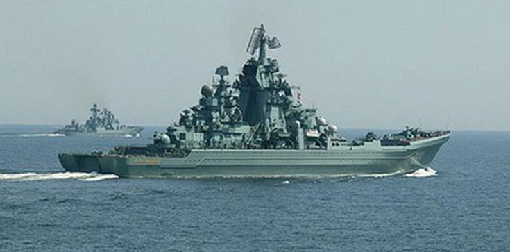 Europejska solidarność: Francja szkoli rosyjskich marynarzy - zdjęcie