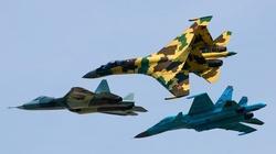 Rosjanie przechwycili nad Bałtykiem myśliwiec USA - miniaturka