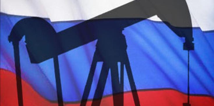 Rosja tonie w taniej ropie - zdjęcie