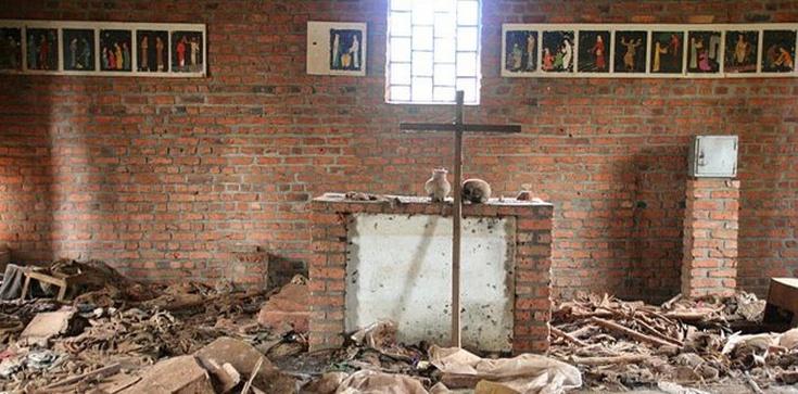 Jan Paweł II wobec tragedii Rwandy - w odpowiedzi pomówieniom - zdjęcie