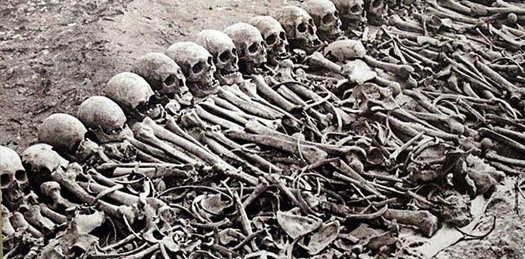 1,5 miliona nowych świętych, ofiar zbrodniarzy z Turcji - zdjęcie