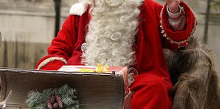 Ile zarabia św.  Mikołaj? - zdjęcie