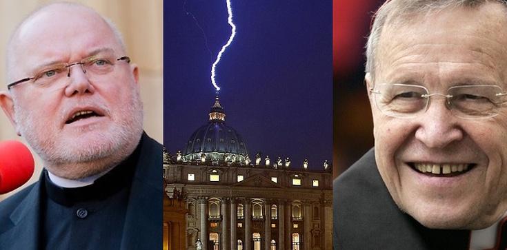 """Kard. Marx chciał, by polscy biskupi poparli """"nowe podejście"""" do grzeszników - zdjęcie"""