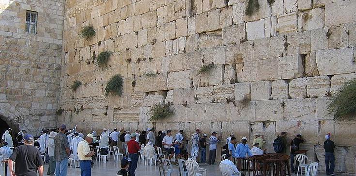 Żydzi nie dopuścili transseksualisty do Ściany Płaczu - zdjęcie