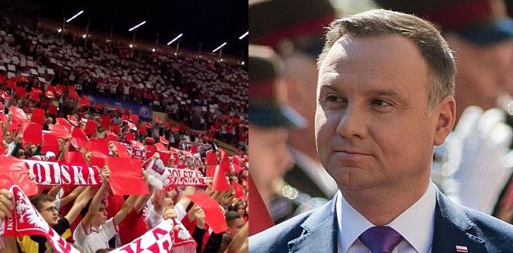Kibice sportowi wybierają Andrzeja Dudę! - zdjęcie