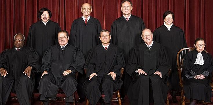 Sąd Najwyższy Lewicowych Aktywistów - zdjęcie