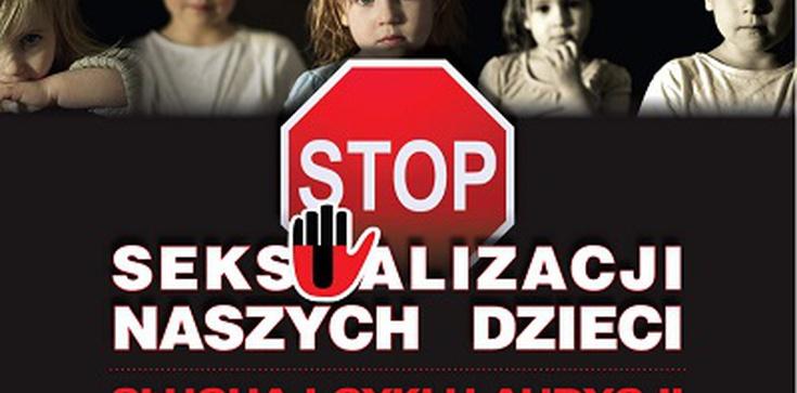 Rusza inicjatywa: STOP seksualizacji naszych dzieci  - zdjęcie