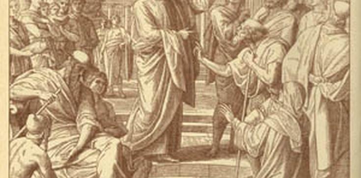 Dziedziniec czy Agora? Inne spojrzenie na Dziedziniec Dialogu - zdjęcie
