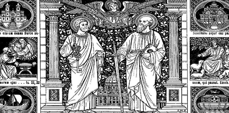Św. Piotr i św. Paweł - prekursorzy globalizacji - zdjęcie