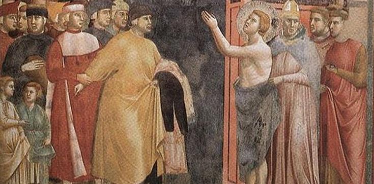Franciszek z Asyżu - świadek wartości ewangelicznego ubóstwa - zdjęcie