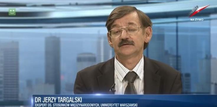 Targalski: Mamy szansę wyrwać się spod wpływów Kremla - zdjęcie