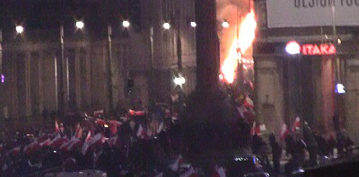 Szkody po Marszu – 120 tys. zł. Ratusz chce, aby zapłacił organizator - zdjęcie