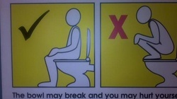 """Multikulturowa toaleta"" dla islamskich uchodźców - miniaturka"