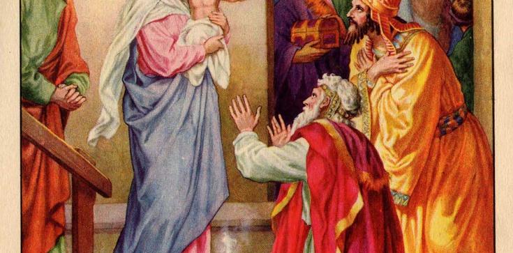 Dziś Uroczystość Objawienia Pańskiego! - zdjęcie