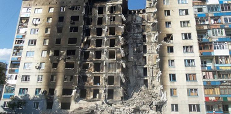 """W Donbasie ostre walki. A ludność ma dość rządów """"separatystów"""" - zdjęcie"""