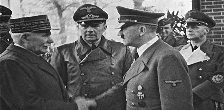 """Vini, Vidi, Vichy, czyli """"collaboration horizontale"""" świata kultury - zdjęcie"""