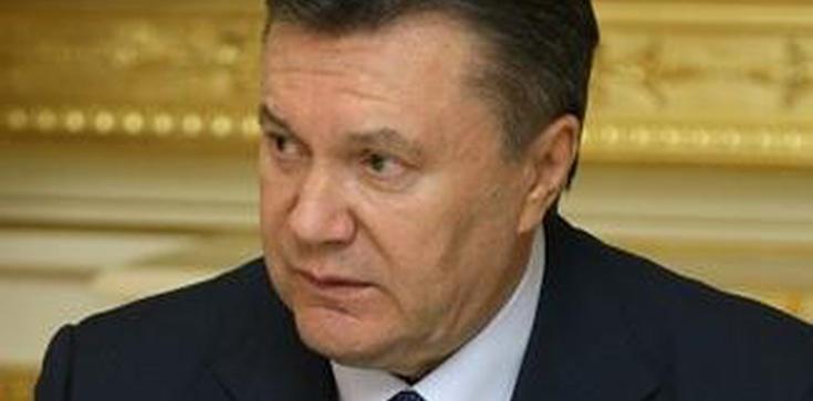 Janukowycz w klasztorze? - zdjęcie