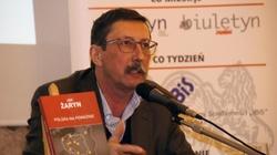 Prof. Jan Żaryn: Nie klękajmy przed Żydami - i walczmy o prawdę - miniaturka