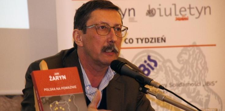 Prof. Jan Żaryn dla Fronda.pl: Korwin-Mikke musi pojąć, że reprezentuje polski naród - zdjęcie