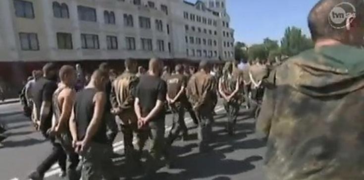 Prorosyjska dzicz dopuściła się zbrodni wojennej - zdjęcie