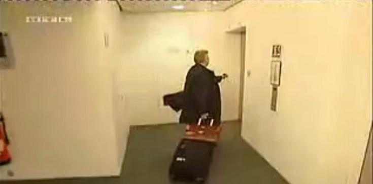 Skandaliczne zachowanie szefa kampanii PO. Zobacz film! - zdjęcie