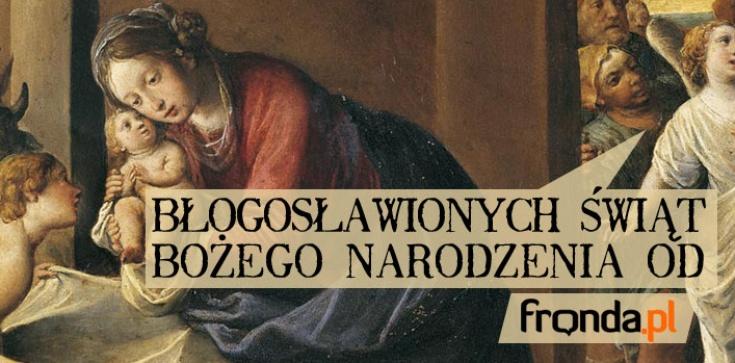 Życzenia portalu Fronda.pl - zdjęcie